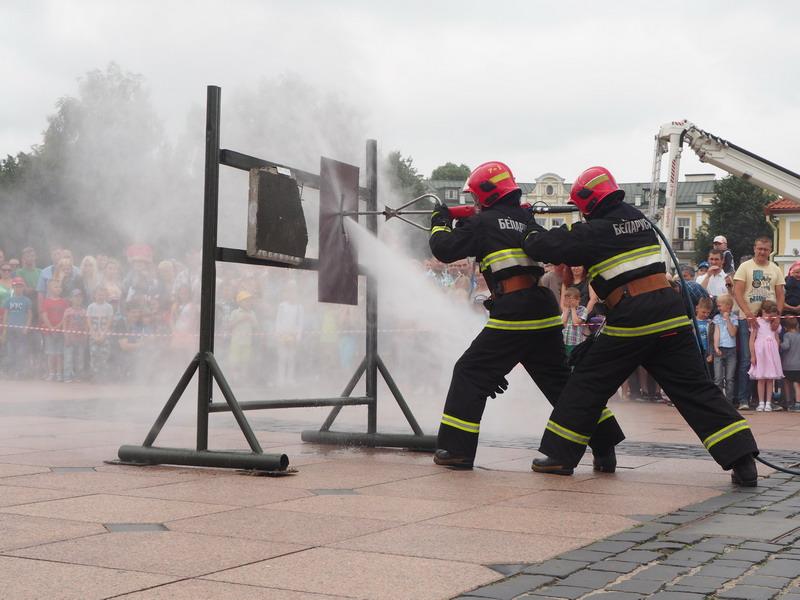 Поздравления с днем пожарной службы 25 июля