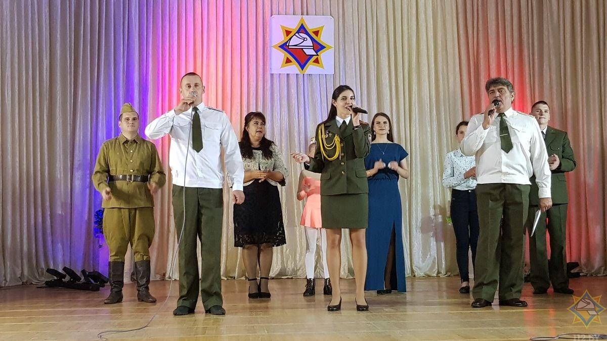 Областной фестиваль творчества среди спасателей проходит на Гродненщине.
